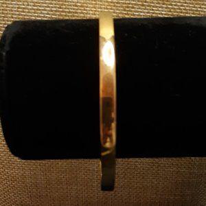 Kate Spade Heart of Gold Bangle Bracelet